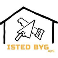 Isted Byg Logo