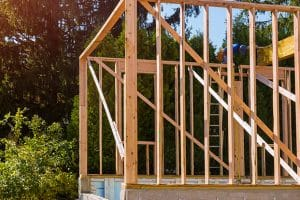 Helt nyt husbyggeri udført af byggefirma på sjælland